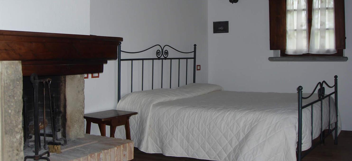 Dormire a bagno di romagna agriturismo con camere in - Incisa bagno di romagna ...