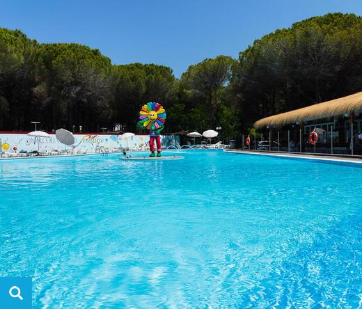 Villaggio vacanze con piscina marina di bibbona villaggio - Piscine per bambini piccoli ...