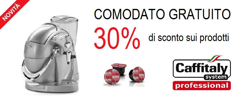 Macchine da caff in comodato d uso cialde lavazza for Comodato d uso casa