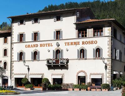 Grand hotel terme roseo bagno di romagna hotel termale in - Bagni di romagna hotel ...