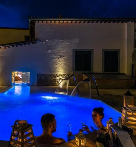 Resort a Cortona: hotel 4 stelle di lusso in Toscana