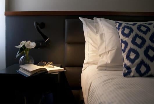 I servizi del suite hotel a Cagliari