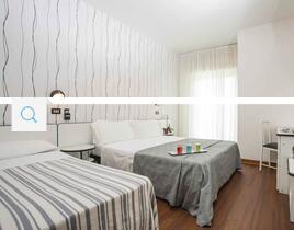 Hotel fronte mare Riccione