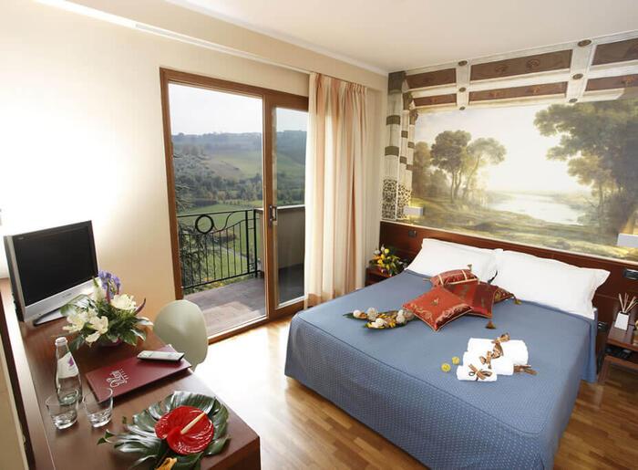 Hotel 3 stelle San Marino: albergo vicino al centro di San Marino