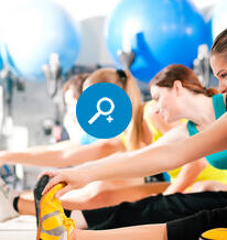 Gym courses in Rimini