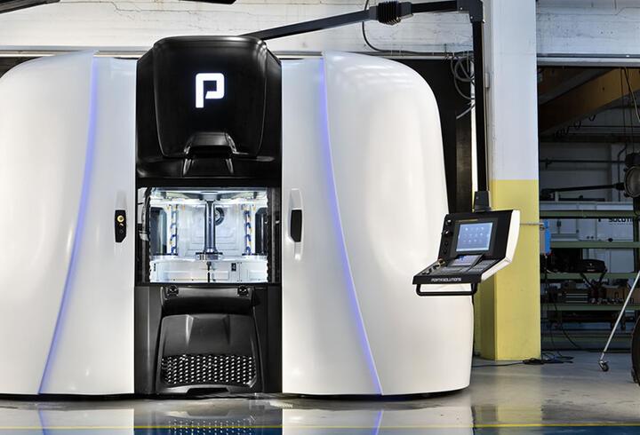 Macchine flessibili Portasolutions: macchine utensili per produzioni ...