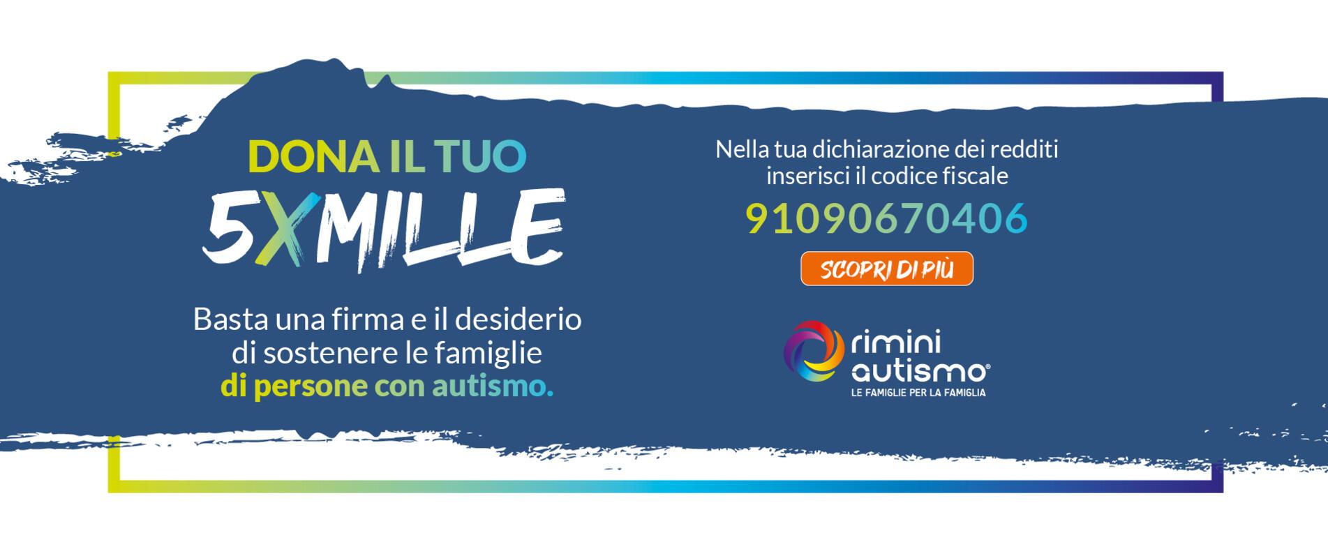5x1000 Rimini Autismo