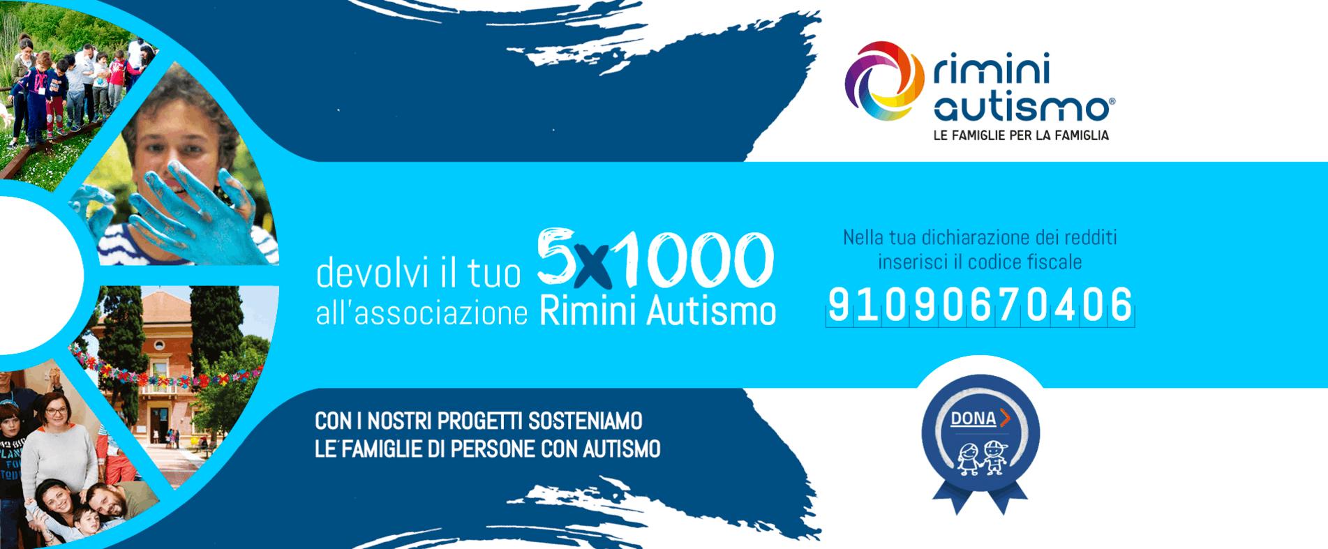 5x1000 Rimini Autismo Onlus