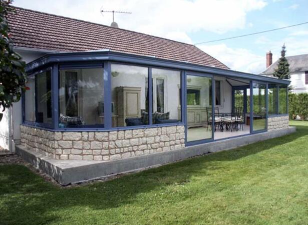 Verande mobili e chiusure per terrazzi e giardini d - Verande per terrazzi ...