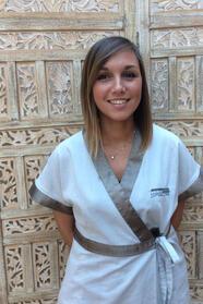Carlotta Ragazzini - SPA Receptionist