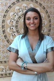 Francesca Zama - SPA Receptionist