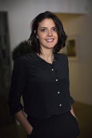 Alessandra Farolfi - Hostess for Meetings & Events