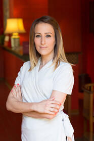 Sonia Pini - SPA Receptionist