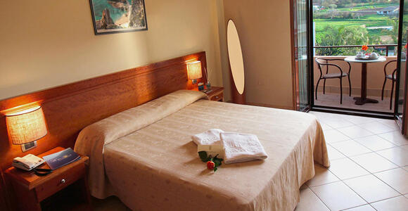 Standard Room Tropea Hotel