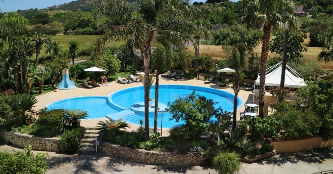 Hotel mit Pool Tropea Kalabrien