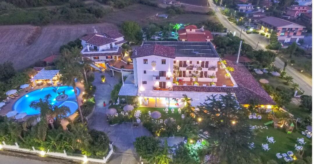 Servizi Hotel La Bussola Tropea Capo Vaticano Calabria