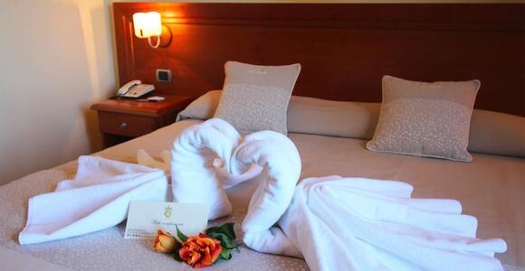 chambres vue sur la mer tropea hotel