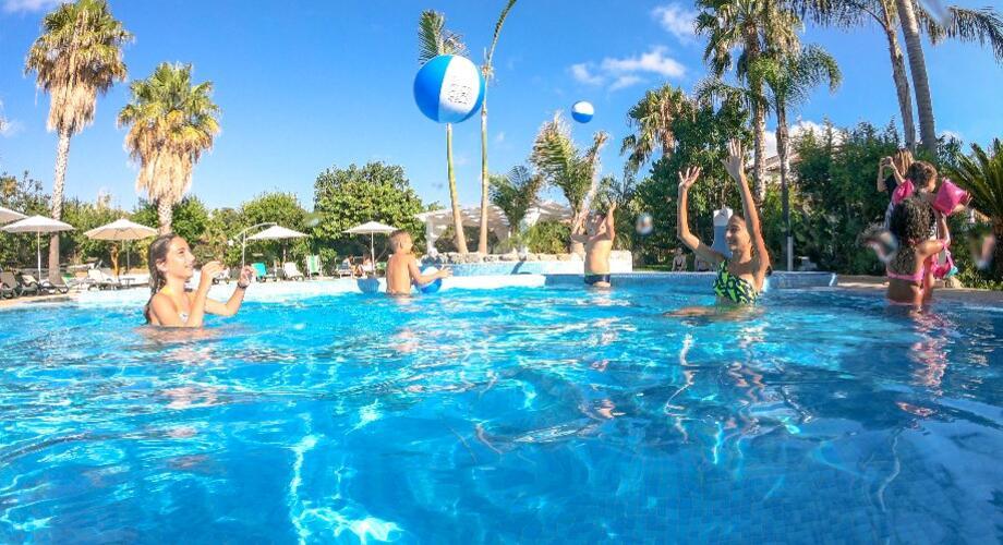 Hotel Pool Tropea
