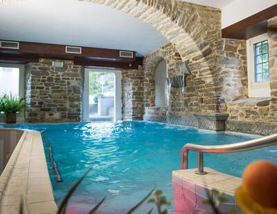 Hotel delle terme santa agnese bagno di romagna hotel 4 stelle con spa - Hotel bagni di romagna ...