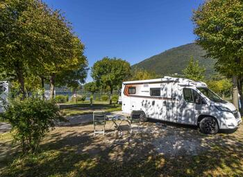 Piazzola Standard Lago Levico Camping Levico