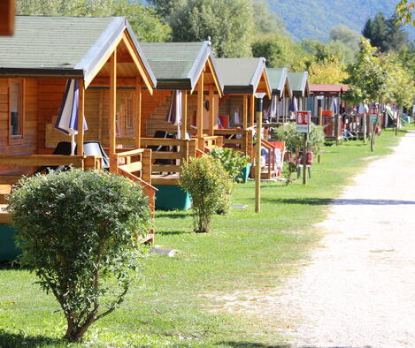 Chalet Lago Levico Camping Village