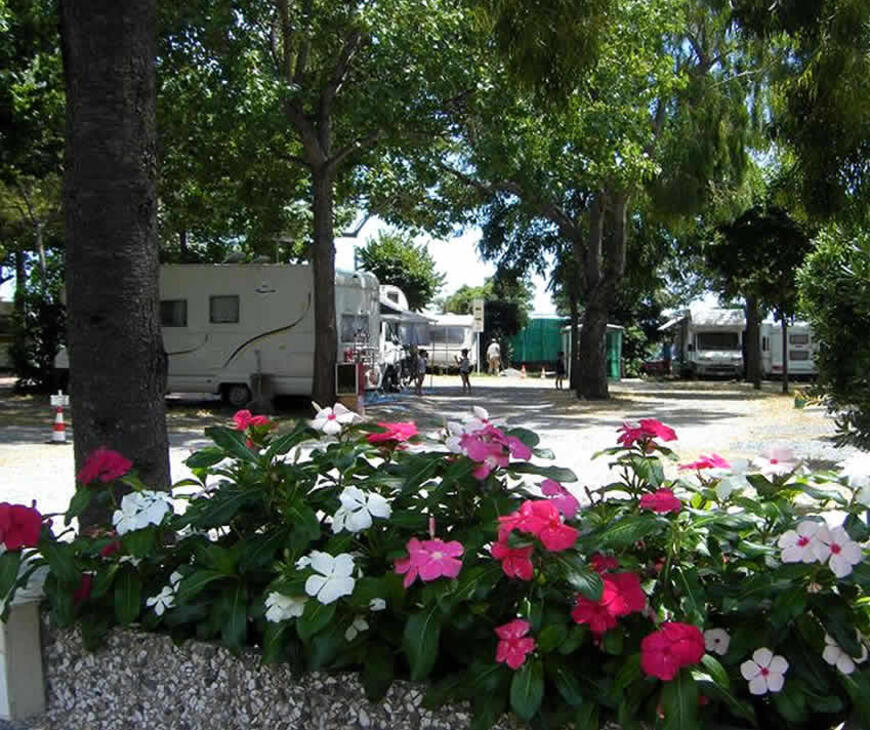 Camping a Genova
