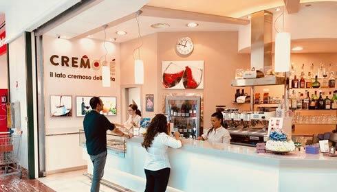 <span class='scuro'>Caffè Cremosè CC Al battente</span>  Via del Commercio, 52 63100<br> Ascoli Piceno (AP)