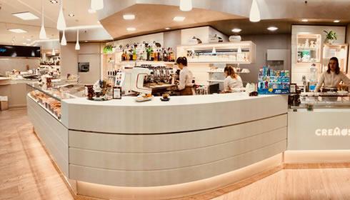 <span class='scuro'>Caffè Cremosè CC La Fontana</span>  Via E. Mattei, 14 63074<br>  San Benedetto del Tronto (AP)