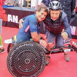 Alex Zanardi - Ex pilota, atleta Ironman