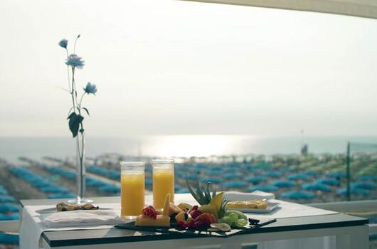Restaurant By The Sea For Events In Cervia Fantini Club