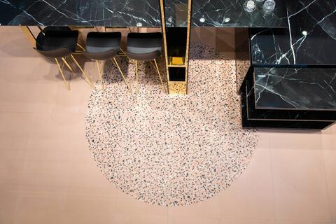 showroom, arredamento, interior design