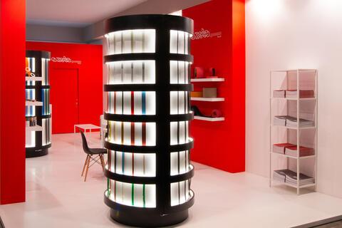 shop-in-shop, espositori, interior design, arredamento