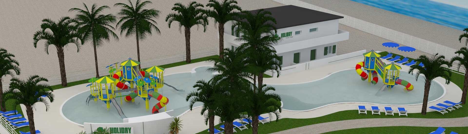 holidayfamilyvillage de pools 011