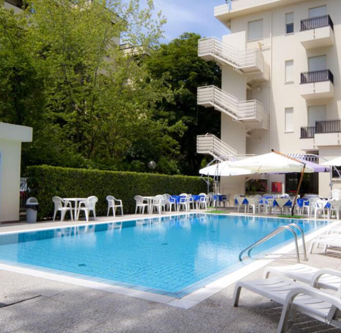 3 Star Hotel Riccione: family hotel by the sea of Riccione