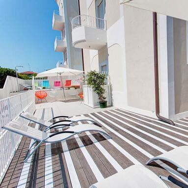 Hotel 3 stelle rimini con piscina scegli l hotel rimini marina centro fronte mare hotel villa - Hotel con piscina a rimini ...