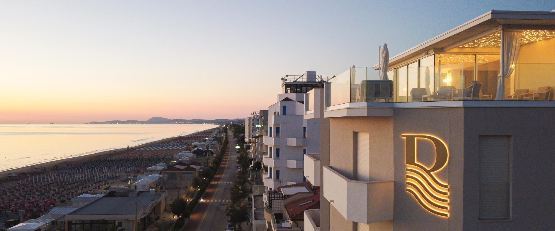 hotel vista mare senigallia