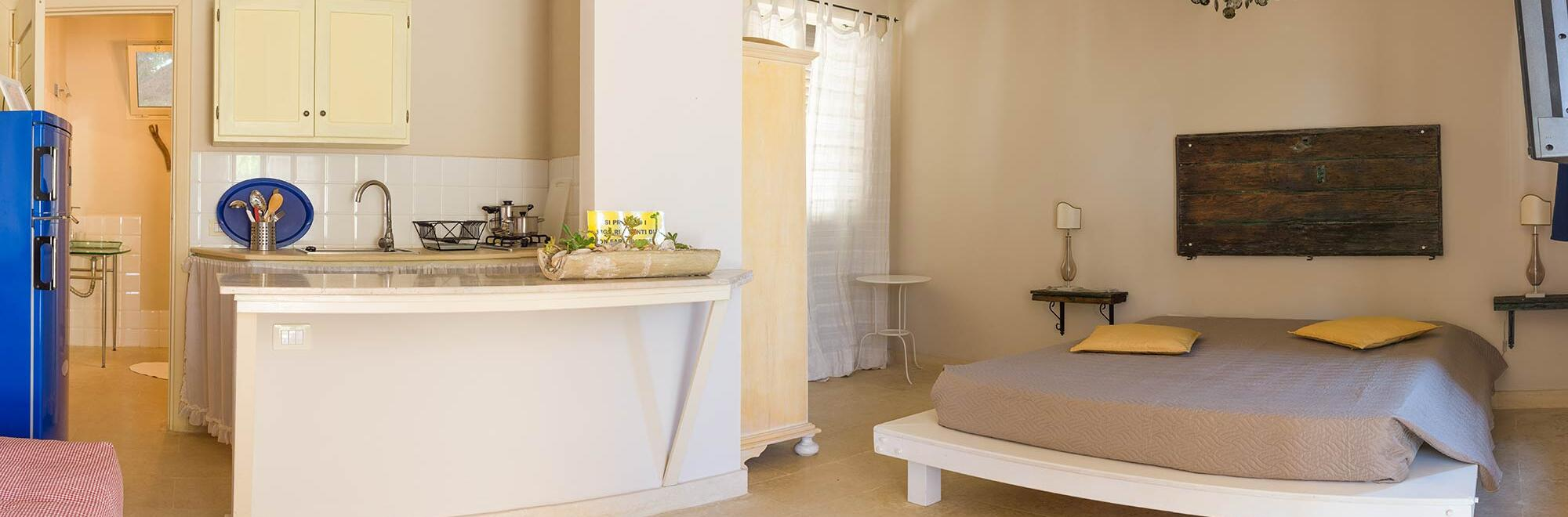 Bungalow in Gallipoli: camping with bungalows in Salento