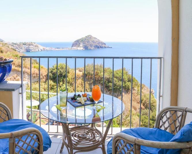 Hotel 3 Sterne in Ischia
