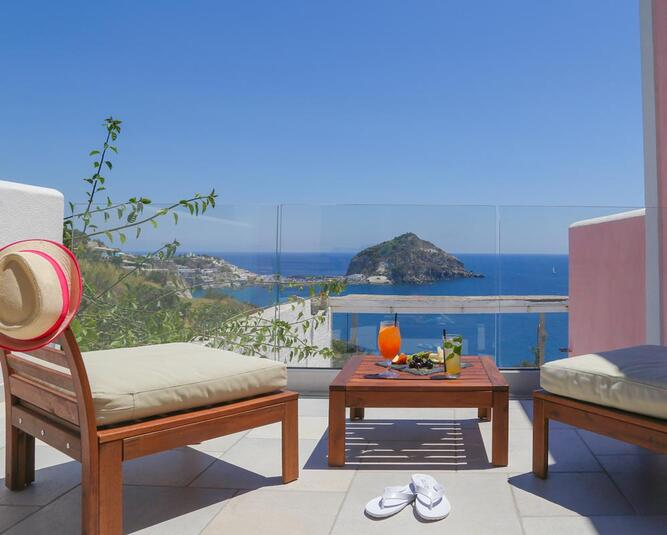 3-star hotel on the Island of Ischia