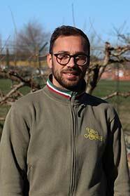 Davide Bernabei - Gardener