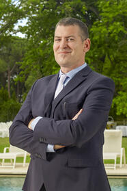 Petar Dmitrovic - Guest Relations Manager