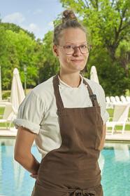 Joanna Brizzi - Chef de Partie Cinque Cucchiai