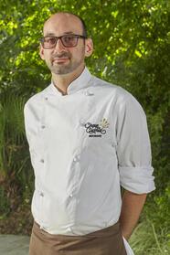 Simone Babini - Chef de Partie Cinque Cucchiai