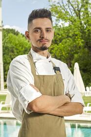 Riccardo Statella - Chef de Partie Il Fenicottero Rosa Gourmet